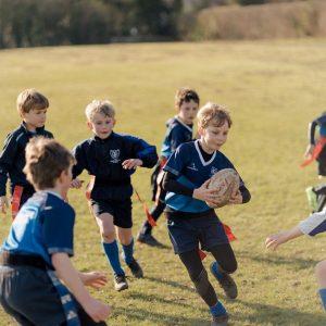 Rugby at Micklefield School