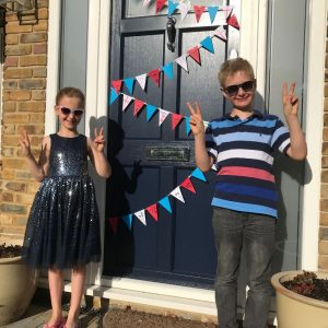 Bunting Sebastian and Harriet H