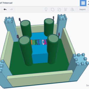 Phoebe M – 5G – The Castle of TinkerCAD – Extra (2)